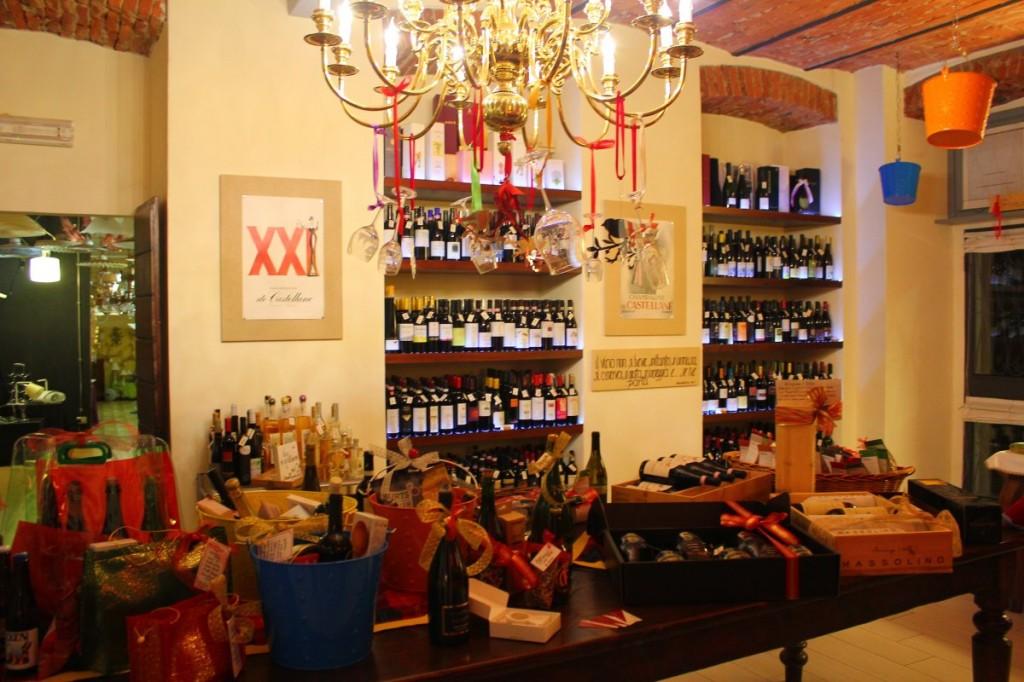 Confezioni regalo vino e prelibatezze