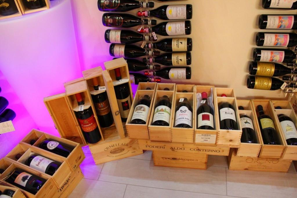 Bottiglie Magnum di vino italiano