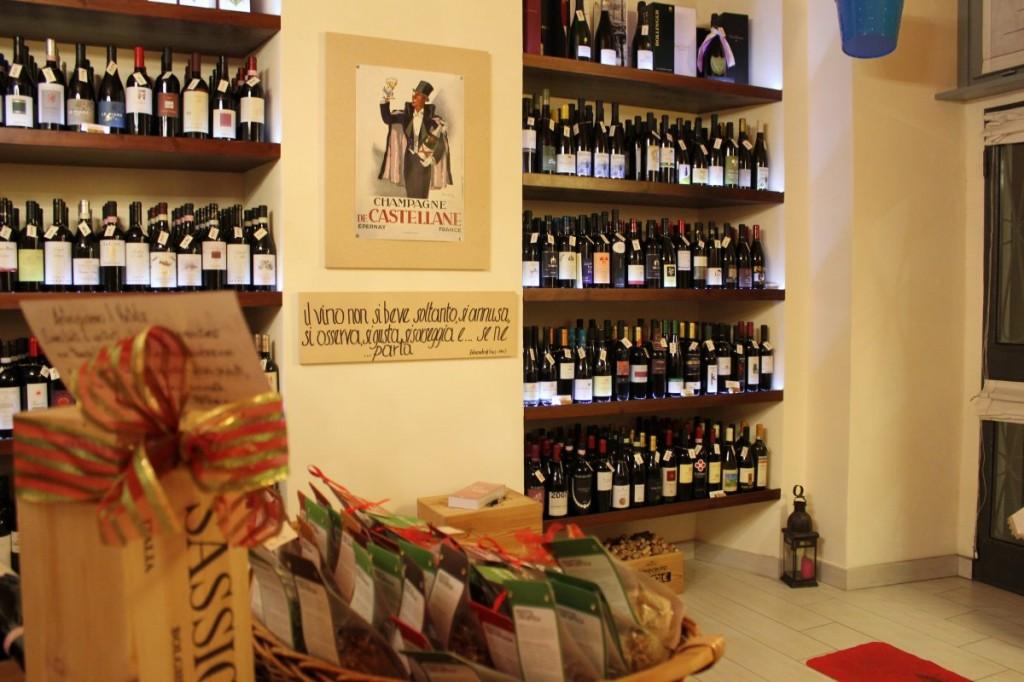 Vini italiani divisi per regione